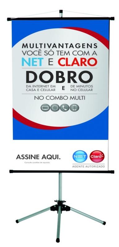 Banner de PDV sob Medida para Loja
