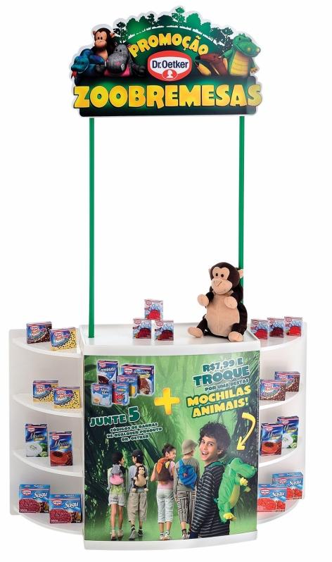 Display Expositor de Produto] Preço em Taboão da Serra - Display Promocional de Venda