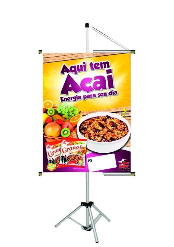 Empresa de Banner de PDV sob Medida na Penha - Banner para Loja de Roupas