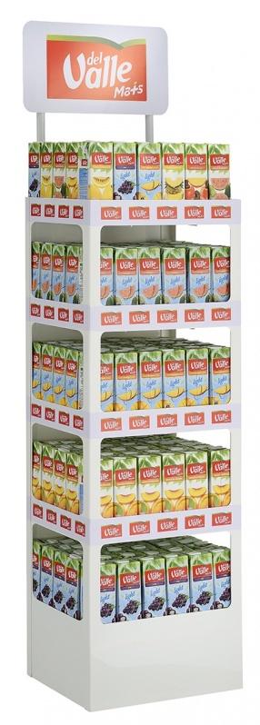 Expositor para PDV em Mercado no Tucuruvi - Expositor Promocional Personalizado