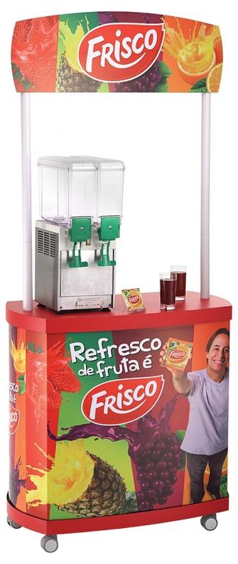 Expositor para Supermercado na Vila Leopoldina - Expositor Promocional Personalizado