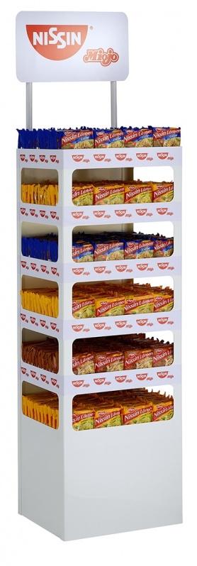 Expositor Vertical Preço em Guarulhos - Expositor Promocional Personalizado