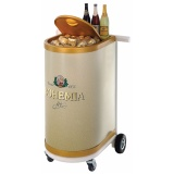 carrinho de degustação personalizado Jaraguá