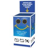 coletor reciclável personalizado