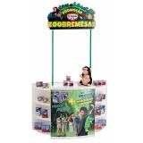 display expositor de produto] preço em Itaquaquecetuba