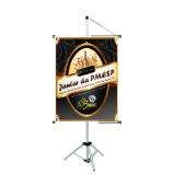 empresa de banner sob medida para ponto de venda na Cidade Patriarca