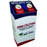 onde vende coletor reciclável Anália Franco