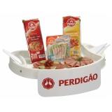 quanto custa bandeja promocional de degustação Ribeirão Pires