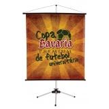 quanto custa banner para PDV no Campo Grande