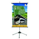 quanto custa banner personalizado para loja em Aricanduva
