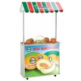quanto custa expositor para supermercado no Fortaleza