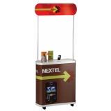 stand portátil para feira preço em Moema