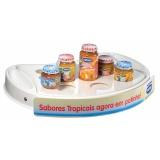 venda de bandeja para degustação personalizada Glicério