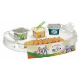 venda de bandeja promocional de degustação Campo Limpo