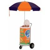 venda de carrinho de degustação personalizado Interlagos
