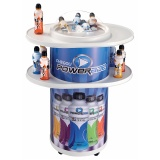 venda de cooler para ação promocional no Ibirapuera