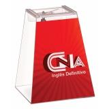 venda de urna promocional de pirâmide em Vargem Grande Paulista