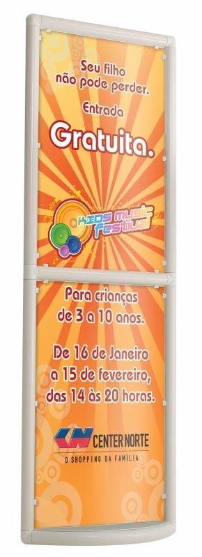 Totem de Exposição Preço no Itaim Paulista - Totem Promocional