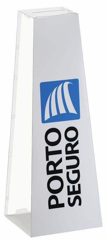 Urna de Acrílico Personalizada Preço no M'Boi Mirim - Urna Acrílica para Sorteio