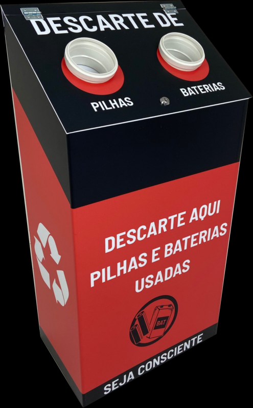 Coletor de Reciclável