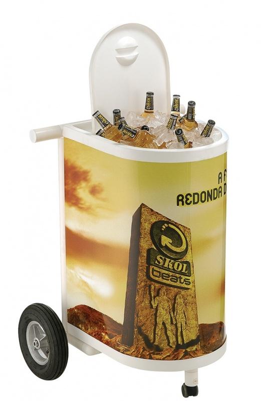 Venda de Cooler Térmico para Cerveja no Centro - Cooler Térmico com Rodinha Personalizado